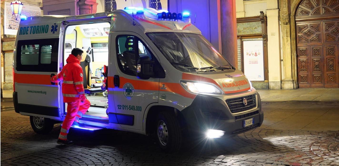 Volontari Croce Verde Torino